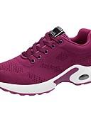 ieftine Quartz-Pentru femei Pantofi Croșet Primăvară Toamnă Confortabili Adidași de Atletism Plimbare pentru Casual Negru Mov Rosu Roz