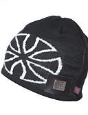 זול כובעים אופנתיים-סקי כובעי גולגולת יוניסקס חם / סנואובורד / סקי סנוברוד אקריליק משובץ / משבצות סקי / פעילות חוץ / ריצה חורף