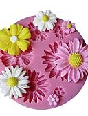halpa Hääbolerot-Bakeware-työkalut Muovi DIY Kakku kakku Muotit 1kpl
