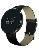 tanie Zegarki mechaniczne-Inteligentne Bransoletka Zaprojektowany specjalne Modny design Water-Repellent Ekran dotykowy Kalendarz Krokomierze Obsługa wiadomości