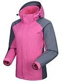 cheap Women's Hats-Women's Ski Jacket Windproof, Waterproof, Warm Ski / Snowboard / Hiking / Cross-Country Chinlon Softshell Jacket Ski Wear