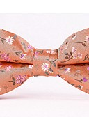 cheap Men's Ties & Bow Ties-Men's Work Polyester Bow Tie - Flower