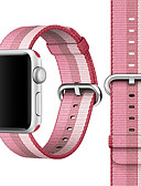 cheap Quartz Watches-Watch Band for Apple Watch Series 3 / 2 / 1 Apple Classic Buckle Nylon Wrist Strap