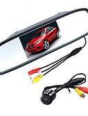 olcso Női hálóruházat-ziqiao 4,3 hüvelykes digitális tft lcd tükör monitor és ccd hd autós hátsó kamera