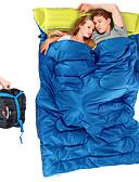 hesapli Spor Saat-Naturehike Uyku Tulumu Açık hava Çift +5°C~+15°C Çift Kişilik Uyku  Tulumu Sıcak Tutma Nemgeçirmez Ultra Hafif (UL) Rüzgar Geçirmez Toz