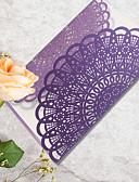 povoljno Kvarc-Gate-Fold Vjenčanje Pozivnice 50pcs - Pozivnice Poziv Uzorak Čestitke za Majčin Dan Pozivnice za babinje Pozivnice za vjenčanje Pozivnice