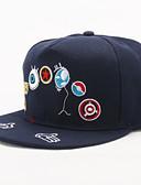 זול כובעים אופנתיים-פול לבן כובע שמש כותנה קיץ יום יומי