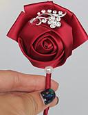 """hesapli Gelinlikler-Düğün Çiçekleri Boutonnieres Düğün Davet/Parti Saten 3.94""""(Yaklaşık10cm)"""