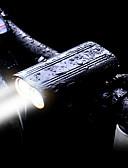 halpa Miesten eksoottiset alusvaatteet-LED Pyöräilyvalot Polkupyörän etuvalo LED Maastopyöräily Pyöräily Vedenkestävä Setit Useita toimintatiloja Ladattava akku 2400 lm Sisäänrakennettu Li-akku Valkoinen Pyöräily