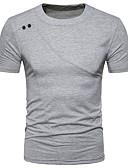 זול חולצות פולו לגברים-אחיד סגנון רחוב Polo-בגדי ריקוד גברים