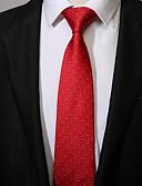 abordables Corbatas y Pajaritas para Hombre-Hombre Corbata - Trabajo Casual A Rayas