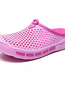 preiswerte Mode für Mädchen-Herrn Schuhe PP (Polypropylen) Frühling / Sommer Komfort Loafers & Slip-Ons Walking Weiß / Schwarz / Rosa