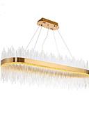 tanie Męskie spodnie i szorty-QIHengZhaoMing Żyrandol Światło rozproszone Galwanizowany Kryształ Kryształ, Ochrona oczu 110-120V / 220-240V Źródło światła LED w zestawie / LED zintegrowany