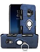 povoljno Maske za mobitele-Θήκη Za Samsung Galaxy S9 / S9 Plus / S8 Plus Otporno na trešnju / Prsten držač Stražnja maska Geometrijski uzorak Tvrdo PC