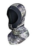 baratos Roupas de Mergulho & Camisas de Proteção-SBART Capuz de Mergulho 3mm SBR Neoprene para Adulto - Design Anatômico, Elástico, Protecção Natação / Mergulho / Snorkeling