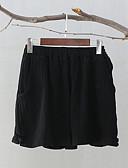 זול מכנסיים לנשים-מכנסיים אחיד שורטים סגנון רחוב בגדי ריקוד נשים