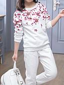 povoljno Kompletići za djevojčice-Djeca Djevojčice Other Pamuk Komplet odjeće Blushing Pink