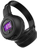 baratos Relógios Mecânicos-Fones Bluetooth Com Fio / Bluetooth 4.0 Fones híbrido Plástico Games Fone de ouvido Com controle de volume Fone de ouvido