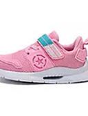abordables Vestidos de Niña-Chico / Chica Zapatos Tul Verano Confort Zapatillas de Atletismo Running / Paseo para Adolescente Negro / Rojo / Rosa
