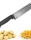 abordables Relojes de Vestir-Herramientas de cocina Acero Inoxidable Cocina creativa Gadget Herramientas de Cortar / Herramientas Para Vegetales y Verduras Patata / Zanahoria / Pepino 1pc