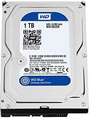 ieftine Oțel Inoxidabil-WD Laptop / notebook unitate hard disk 1TB SATA 3.0 (6Gb / s) WD10EZEX