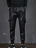 זול חולצות לגברים-בגדי ריקוד גברים בסיסי מידות גדולות רזה הארם מכנסיים אחיד
