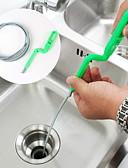 tanie Zasłony prysznicowe-Narzędzia Automatyczne czyszczenie Nowoczesny / współczesny Metalowy / Stal nierdzewna 1 szt. Gąbki i skrubery