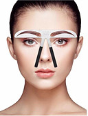 cheap Evening Dresses-Eyebrow Stencil Professional Level / Portable Makeup 1 pcs Stainless Steel Eye / Face Portable / Universal Cosmetic Grooming Supplies