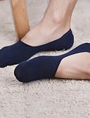 cheap Men's Underwear & Socks-Men's Thin Socks - Solid Colored