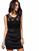 preiswerte Büstenhalter-Damen Bodycon Kleid Mini