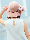 رخيصةأون قبعات نسائية-قبعة الماصة هندسي نسائي أساسي / الصيف
