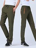 abordables Camisas y Camisetas para Mujer-Hombre Pantalones para senderismo Al aire libre Secado rápido, Diseño Anatómico Verano Licra Pantalones / Sobrepantalón Caza XXXL 4XL 5XL / Elástico