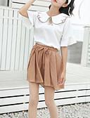 povoljno Majica s rukavima-Bluza Žene Izlasci Color block