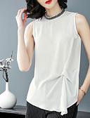 ieftine Bluze Damă-Pentru femei Bluză Afacere / De Bază - Mată