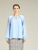 ieftine Bluze Damă-Pentru femei Bluză Afacere / Activ - Mată