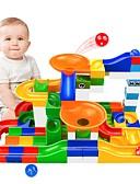 halpa Pikkuhousut-Marble Track Sets / Marmorikuularadat Luova / Vanhempien ja lasten vuorovaikutus Kaikki Lapsen Lahja 104 pcs