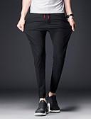 ieftine Pantaloni Bărbați si Pantaloni Scurți-Bărbați Zvelt Pantaloni Sport Pantaloni Mată / Sfârșit de săptămână