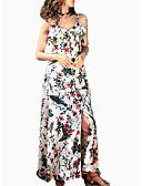 זול 2017ביקיני ובגדי ים-קולר מידי שמלה סווינג חוף בגדי ריקוד נשים