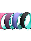 abordables Ropa de Cama de Mujer-Rueda de Yoga Antideslizante, Impermeable, Non Toxic TPE, ABS por Rosa, Morado, Púrpula Claro