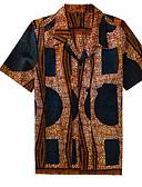 baratos Relógios da Moda-camisa das mulheres / homens - colar geométrico da camisa