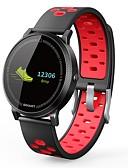 זול חולצות לגברים-חכמים שעונים NO.1 F4S ל iOS / Android מוניטור קצב לב / עמיד במים / מודד לחץ דם / כלוריות שנשרפו / המתנה ארוכה שעון עצר / מד צעדים / מזכיר שיחות / מד פעילות / מעקב שינה / תזכורת בישיבה / Alarm Clock