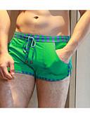 povoljno Muške duge i kratke hlače-Muškarci Osnovni Sportske hlače / Kratke hlače Hlače Prugasti uzorak