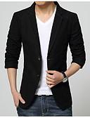 ieftine Maieu & Tricouri Bărbați-costume pentru bărbați - gât v colorat