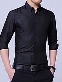 povoljno Muške košulje-Majica Muškarci Rad Geometrijski oblici