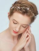 abordables Vestidos de Niña-Mujer Cruzado Cadena para el Pelo - Simple / Elegante Floral