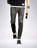 tanie T-shirt-Męskie Podstawowy Szczupła Typu Chino Spodnie Geometric Shape
