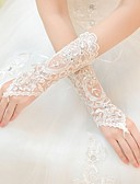 cheap Wedding Dresses-Spandex Fabric Elbow Length Glove Vintage Style / Gloves With Solid