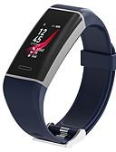 abordables Monitores de Actividad Inteligentes & Brazaletes-W7 Reloj elegante Android iOS Bluetooth GPS Impermeable Monitor de Pulso Cardiaco Medición de la Presión Sanguínea Podómetro Recordatorio de Llamadas Seguimiento de Actividad Seguimiento del Sueño