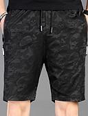 ieftine Pantaloni Bărbați si Pantaloni Scurți-Bărbați Șic Stradă Pantaloni Chinos Pantaloni Geometric