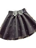 זול חצאיות לנשים-מנוקד - חצאיות מיני ליציאה נדנדה בגדי ריקוד נשים